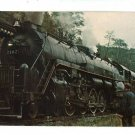 READING RAILROAD ENGINE 2102 GREENBRIER RR CO  POSTCARD