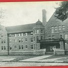 TIFFIN OHIO WILLIARD HALL HEIDELBERG UNIV. POSTCARD