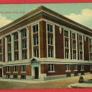 GRAND RAPIDS MICHIGAN ELKS TEMPLE POSTCARD  CANAAN
