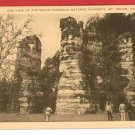 MT SOLON VIRGINIA VA NATURAL CHIMNEYS RICHMOND POSTCARD