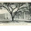 Emporia KANSAS  KS Teachers College 1930  Postcard