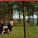 PORT CLINTON OHIO OH  EAST HARBOR STATE PARK POSTCARD