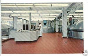 BREWHOUSE OLYMPIA BREWING CO TUMWATER WA BEER  POSTCARD