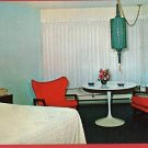 PORT ANGELES WASHINGTON UPTOWN MOTEL McREVEY POSTCARD