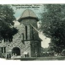 YPSILANTI MI MICHIGAN STARKWEATHER HALL 1910 POSTCARD