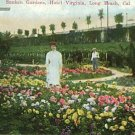 LONG BEACH CALIFORNIA  HOTEL VIRGINIA  SUNKEN GARDENS