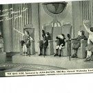 Quiz Kids NBC Alka-Seltzer Paramount Movie NY Postcard