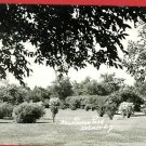 DESMET SOUTH DAKOTA SD RPPC WASHINGTON PARK RP POSTCARD