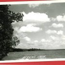 RPPC ROSCOMMON MICHIGAN HIGGIN'S LAKE RP POSTCARD