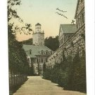 OSCAWANA NEW YORK NY VALERIA HOME HAND COLORED POSTCARD