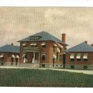 ASHTABULA OHIO GENERAL HOSPITAL 1908 POSTCARD