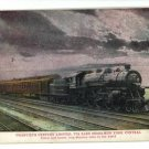 TWENTIETH CENTURY NEW YORK CENTRAL  RAILROAD POSTCARD