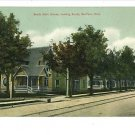 BLUFFTON OHIO OH S MAIN STREET 1910 POSTCARD