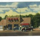FAIRYLAND SERVICE STATION CITIES GAS  TN TENN POSTCARD