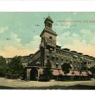 HOT SPRINGS ARKANSAS AR ARLINGTON HOTEL 1911 POSTCARD