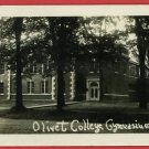 RPPC OLIVET COLLEGE GYMNASIUM MI MICHIGAN 1928