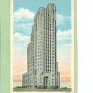 TOLEDO OHIO BANK BUILDING VINTAGE POSTCARD