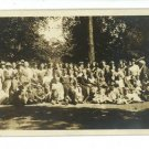 RPPC LOOKS LIKE A FAMILY REUNION RP POSTCARD