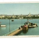 LAKE WORTH FL FLORIDA ROYAL POINCIANA DET PUB  POSTCARD