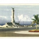 HAVANA CUBA MAINE MONUMENT CHICAGO & SOUTHERN  POSTCARD