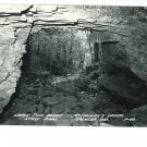 RPPC SPENCER INDIANA IN McCORMICK'S CREEK RP POSTCARD