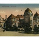 BAD NEUENAHR GERMANY KURTHEATER WWI  POSTCARD WWI