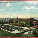 PITTSBURGH PENNSYLVANIA ZOO HIGHLAND PARK 1910 POSTCARD