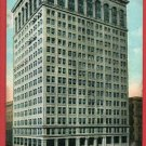 DETROIT MI MICHIGAN THE FORD BUILDING  POSTCARD