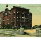 LOUISVILLE KENTUCKY KY ST. ANTHONY HOSPITAL  POSTCD