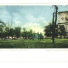 COLUMBUS OH PARADE GROUNDS US BARRACKS DET PUB POSTCARD