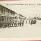 CHILLICOTHE OHIO OH BARRACKS BLDG CAMP SHERMAN POSTCARD
