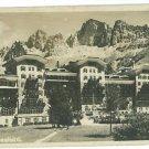 RPPC KARERSEO HOTEL ALTO ADIGE ITALY ITALIA RP POSTCARD