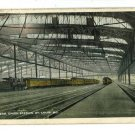 TRAIN SHEDS UNION STATION ST LOUIS MISSOURI MO POSTCARD