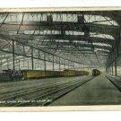 TRAIN SHEDS UNION STATION ST LOUIS MISSOURI MO POSTCARD