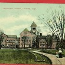 LANSING MICHIGAN INDUSTRIAL SCHOOL 1909 POSTCARD