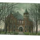CONVOY OHIO PUBLIC SCHOOL VINTAGE POSTCARD
