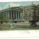 DAYTON  OH OHIO TUCK COURT HOUSES  POSTCARD