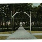 CEDAR POINT OHIO OH PROMENADE  ALEXANDER  POSTCARD