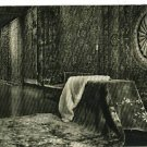 CHICAGO ILLINOIS MARSHALL FIELD'S Rug Showroom POSTCARD