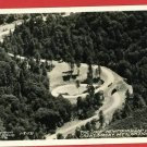 RPPC THE LOOP NEWFOUNDGAP TENNESSEE CLINE 1936 POSTCARD