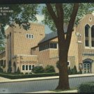 EVANSTON IL ILLINOIS NORTHWESTERN UNIV SCOTT  POSTCARD