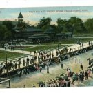 CEDAR POINT OHIO OH PAVILION AND BOARD WALK  POSTCARD