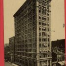 CINCINNATI OHIO OH SECOND NATIONAL BANK 1910  POSTCARD