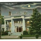 NEW BERN NC NORTH CAROLINA HOTEL QUEEN ANNE  POSTCARD