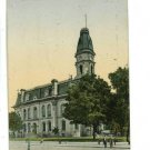 RPO BELLEFONTAINE OH OHIO COURT HOUSE WIANT  POSTCARD