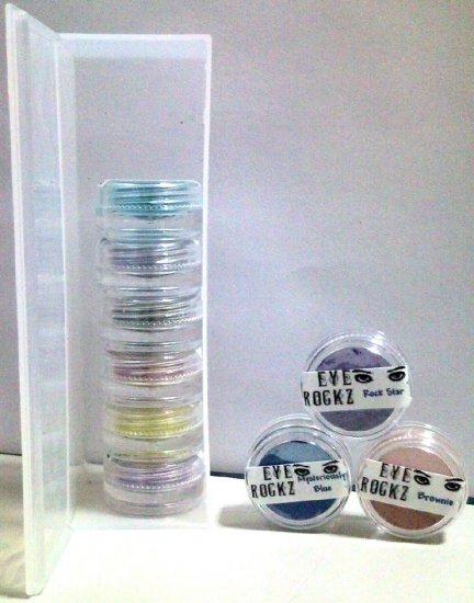 Set of 8 Full Size Jar (with storage case)