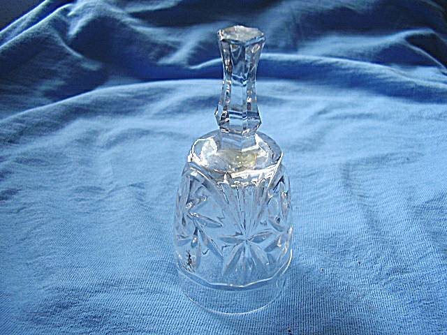 Glass Bell Beautiful Pattern Amazing Tone
