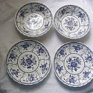 Johnson Bros. Ironstone Indies Pattern Made in England 4 Pieces