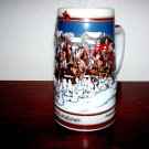 Anheuser Busch Inc. Budweiser Stein 1989 Collector Series