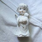 Porcelain Angel Figurine Made in Korea by KOMA Quality Imports
